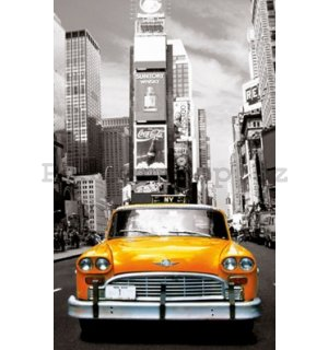 Fotoobraz - New York Taxi No.1