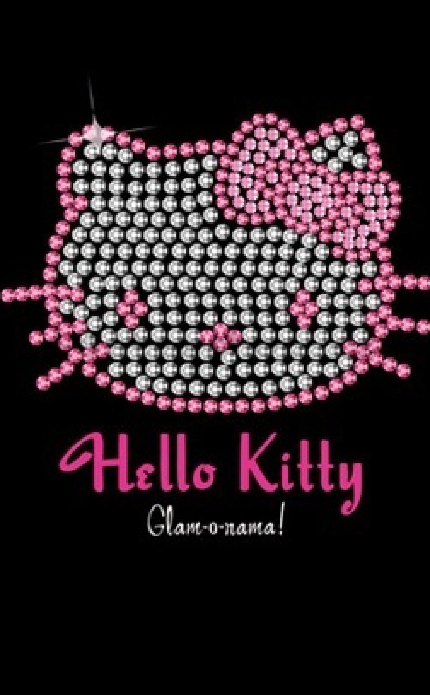 Fotoobraz - Hello Kitty bling