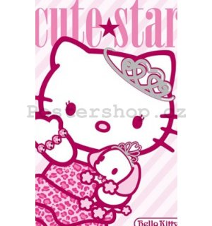 Fotoobraz - Hello Kitty cute star