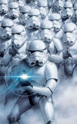 Fotoobraz - Star Wars troopers