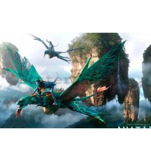 Fotoobraz - Avatar flying