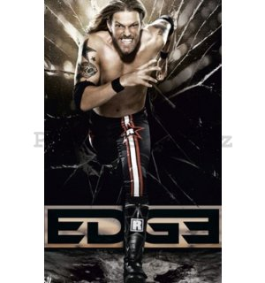 Fotoobraz - WWE edge running