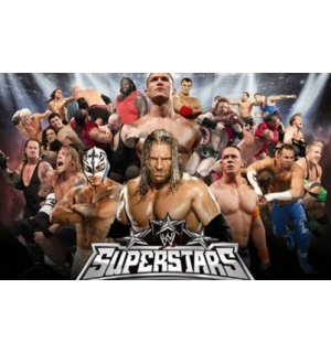 Fotoobraz - WWE superstars 10