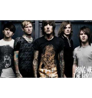 Fotoobraz - Bring me the Horizon