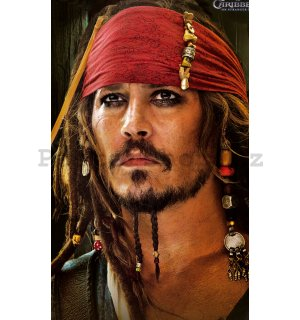 Fotoobraz - Pirates of the Caribbean 4 (Red)