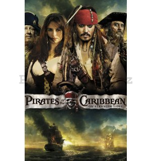 Fotoobraz - Pirates of the Caribbean 4