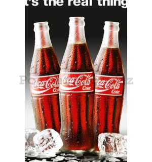 Fotoobraz - Coca-Cola-real thing