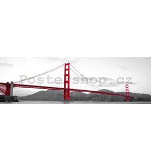 Obraz na skle - Golden Gate Bridge (2)