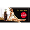 Plechová cedule - Coca-Cola (Be Refreshed)
