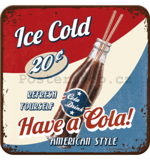 Sada podtácků 2 - Ice Cold Cola