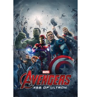 Plakát - Avengers: Age of Ultron (ONE SHEET)