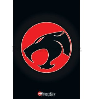 Plakát - Thundercats Logo (Glow In The Dark!)