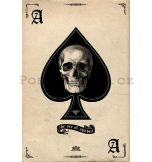 Plakát - Ace of Spades (1)