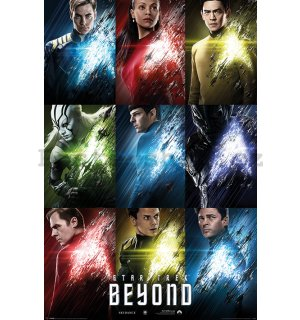 Plakát - Star Trek Beyond (2)