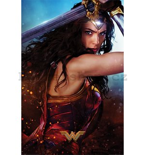 Plakát - Wonder Woman (2)