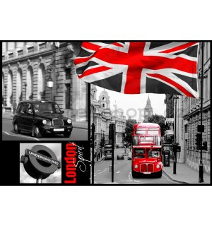 Fototapeta - LONDON Spirit