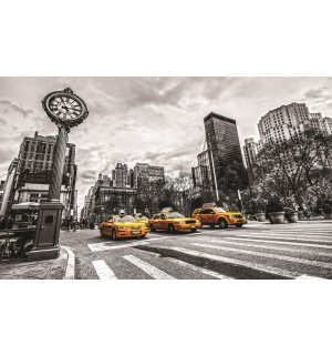 Fototapeta - New York (Taxi)