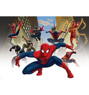 Fototapeta - Spiderman