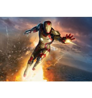 Fototapeta - Iron Man
