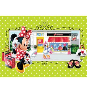 Fototapeta - Minnie Mouse