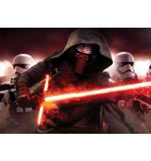 Fototapeta: Star Wars The Force Awakens (2) - 184x254 cm