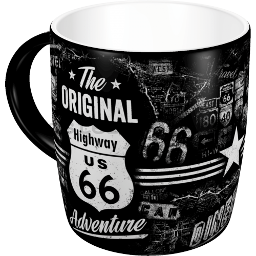Hrnek - Route 66 (The Original Adventure)