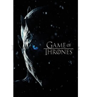 Plakát - Game of Thrones (Dark Night King)