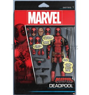 Plakát - Deadpool (Action Figure)