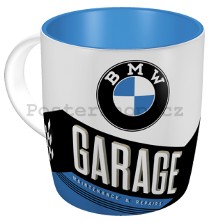 Hrnek - BMW Garage