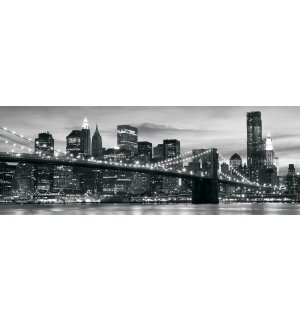 Fototapeta: Brooklyn Bridge - 104x250 cm