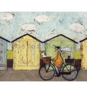 Obraz na plátně - Sam Toft, Off for a Breakfast