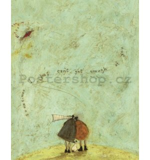 Obraz na plátně - Sam Toft, I Just Can't Get Enough of You