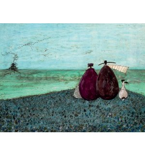 Obraz na plátně - Sam Toft, The Same as it Ever Was