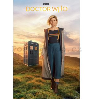 Plakát - Doctor Who (13th Doctor)
