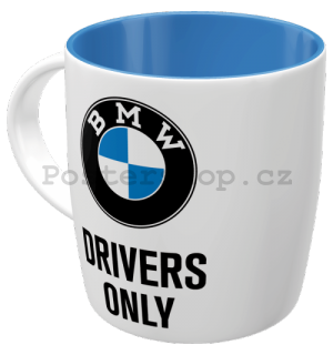 Hrnek - BMW Drivers Only