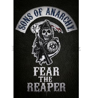 Plakát - Sons of Anarchy (Fear the Reaper)