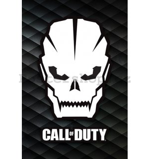 Plakát - Call Of Duty (Skull)
