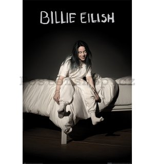 Plakát - Billie Eilish (When We All Fall Asleep, Where Do We Go?)