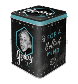 Dóza na čaj - Einstein Genius Tea